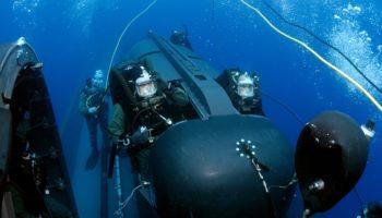 tàu ngầm SDV sử dụng công nghệ in 3D